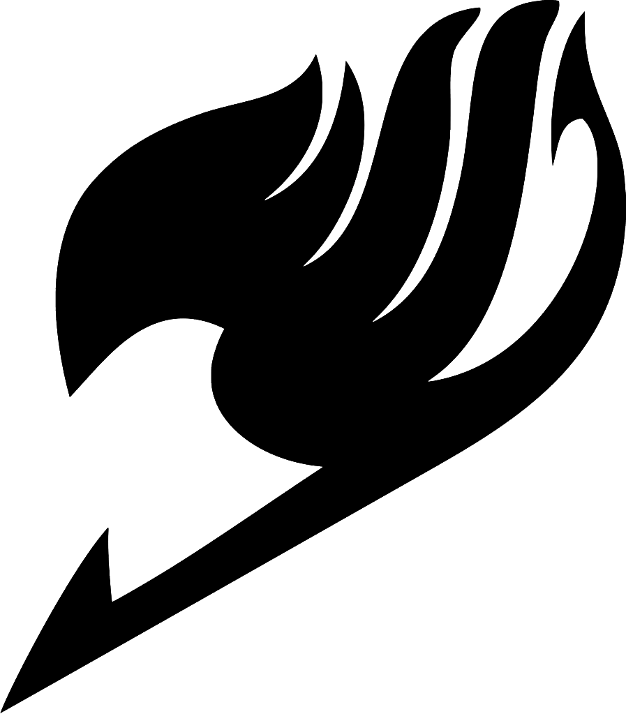 Fairy Tail Logo transparent PNG.
