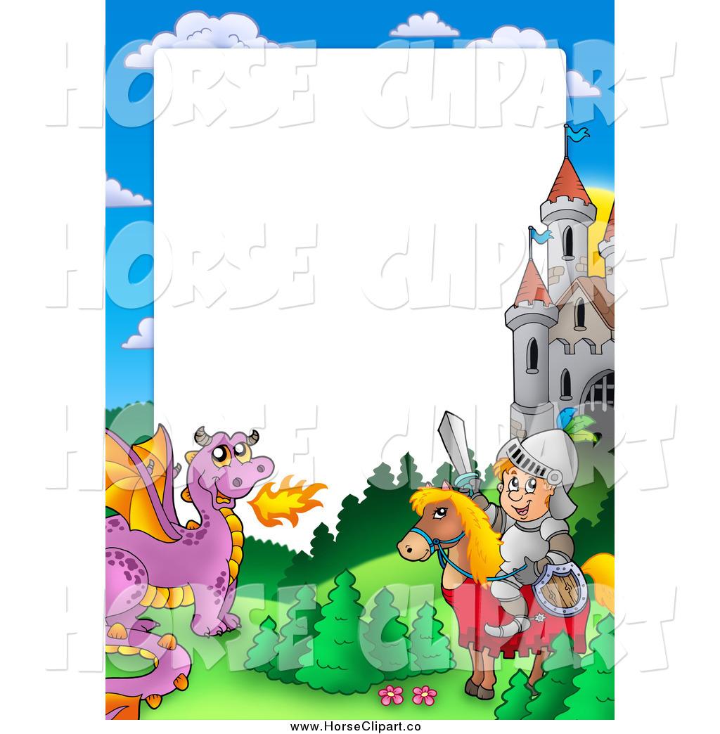 Fairytale Castle Clipart.