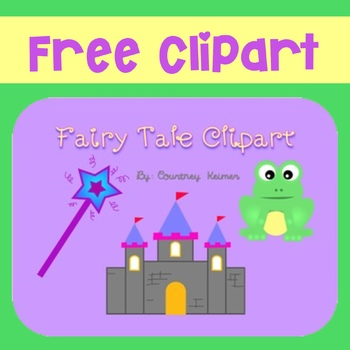 Free Fairy Tale Clipart for Commercial Use.