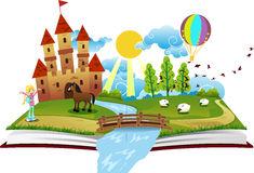 Clipart fairy tale.