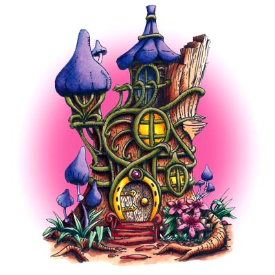 Fairy Tree House Clipart 20 Free Cliparts Download