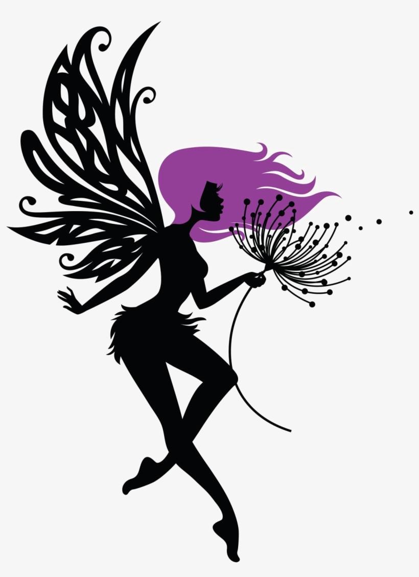 Fairy Tattoos Png Transparent Image.