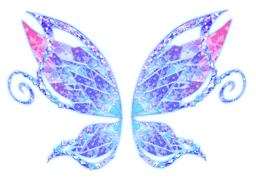 PNG Fairy Wings Clipart #36486.