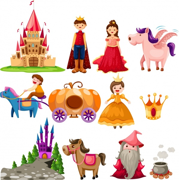 Fairy tale characters free vector download (2,663 Free vector) for.