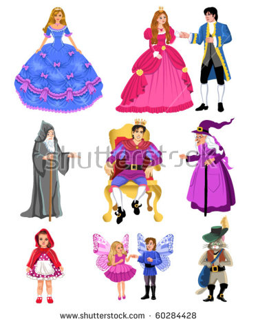 Fairy Tale Characters Stock Photos, Royalty.