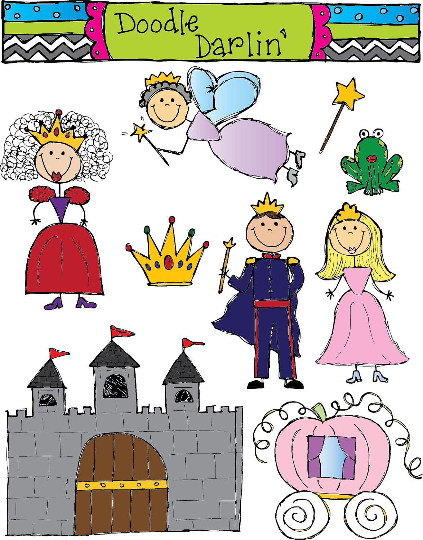 Fairytale clipart #16