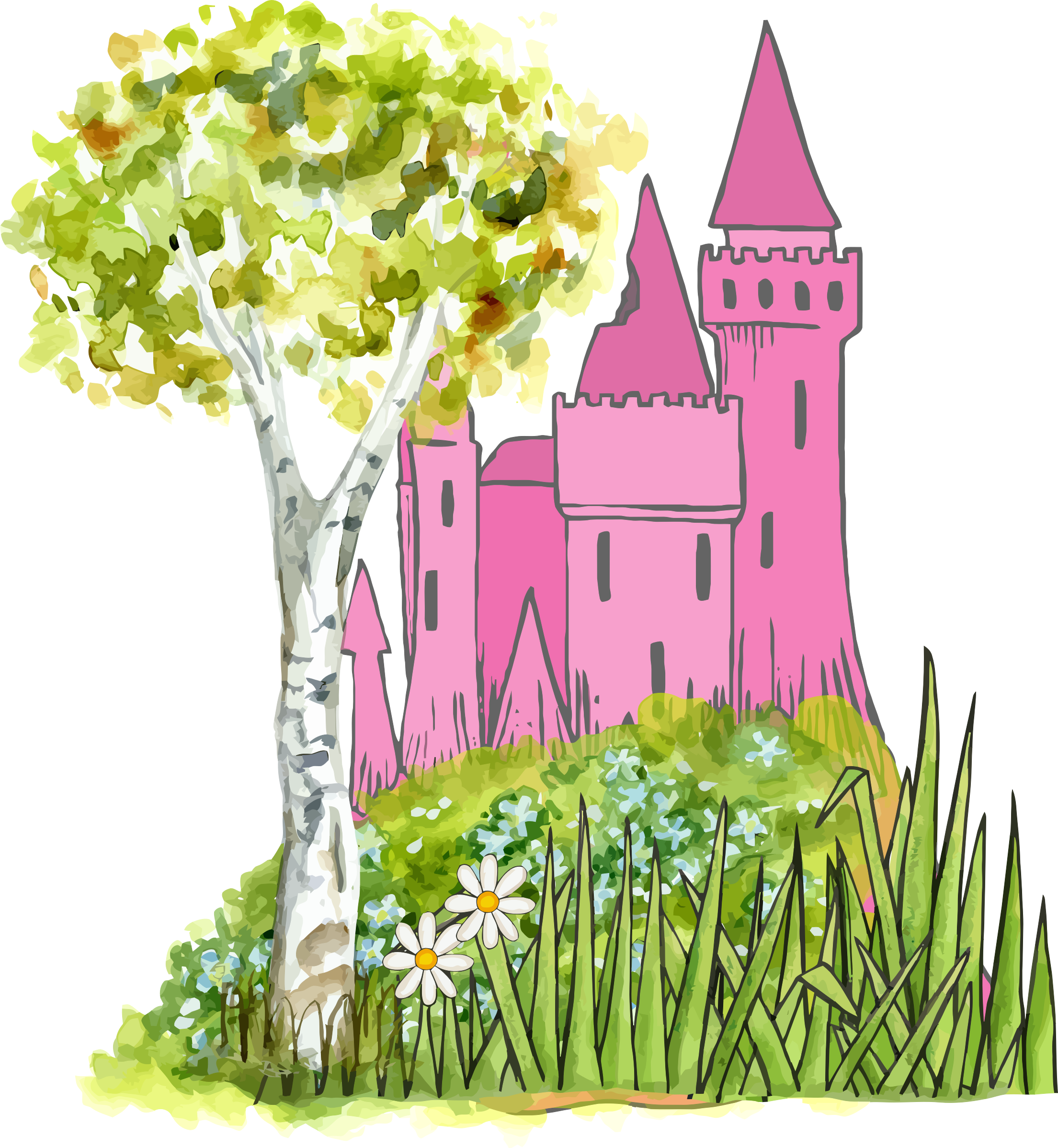 Fairytale PNG Transparent Images.
