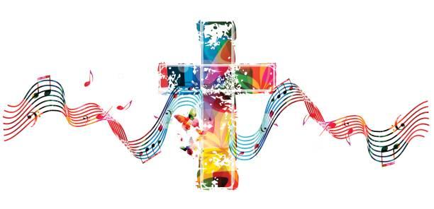 Best Christian Faith Illustrations, Royalty.