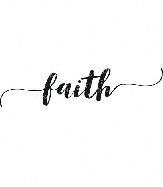 faith clipart.