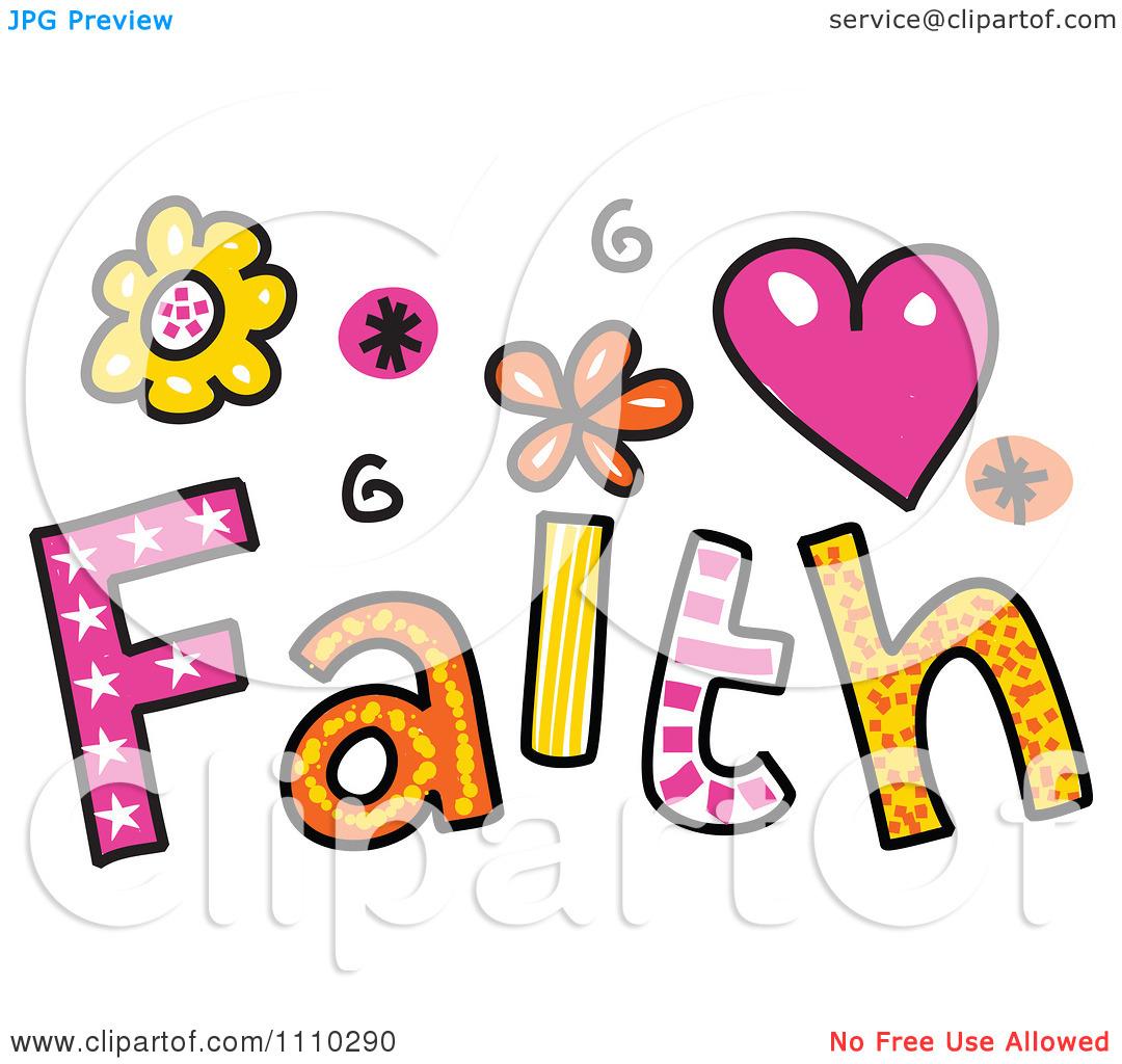Faith Clip Art Page 1.