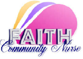 Faith Community Nurse Clipart.