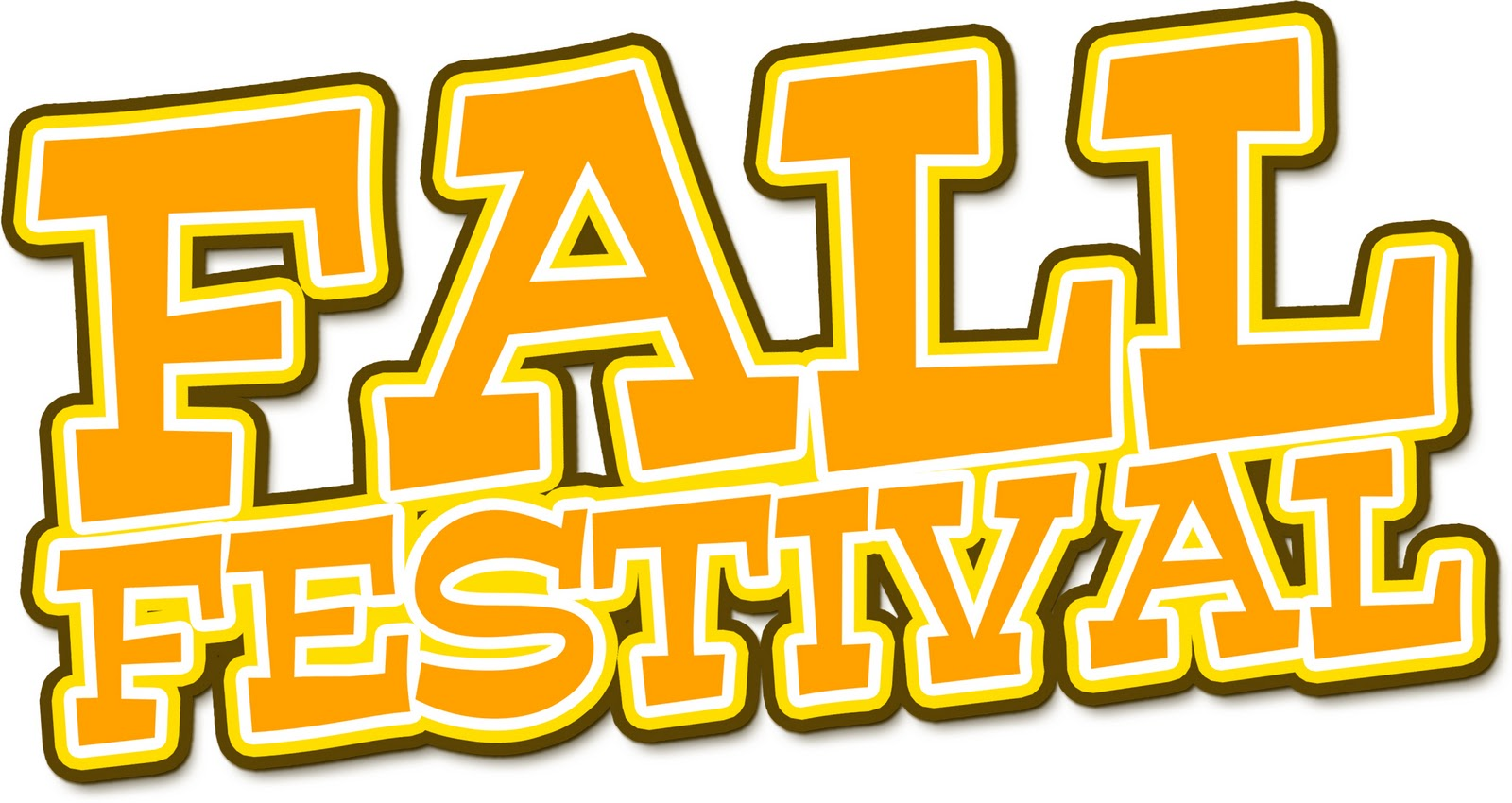 Church Festival Of Faith Clipart.