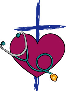 Faith nurse clipart.