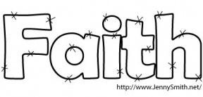 Png Faith Love Hope Cross Clipart.