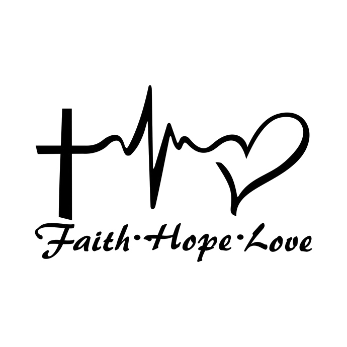 Faith PNG Free Download.