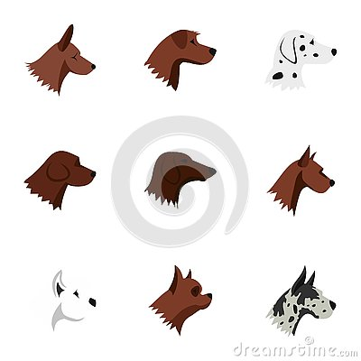 Faithful Dog Eyes Stock Illustrations.