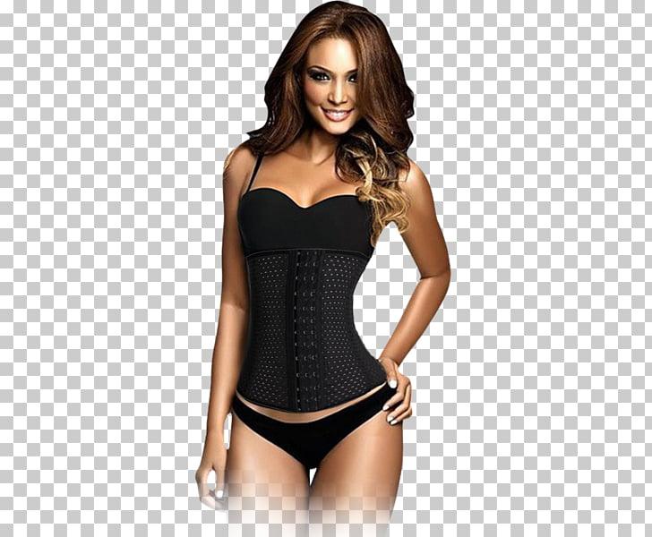 Training corset Bone Waist cincher Foundation garment, Ann.