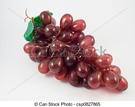 Stock Images of Artificial Grapes csp0827865.