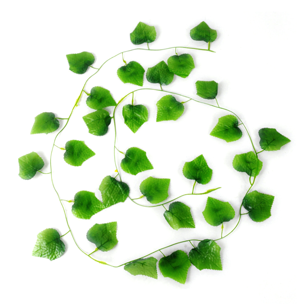 Artificial Ivy Leaves with Grapes Promotion.