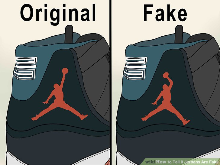 The Best Ways to Tell if Jordans Are Fake.