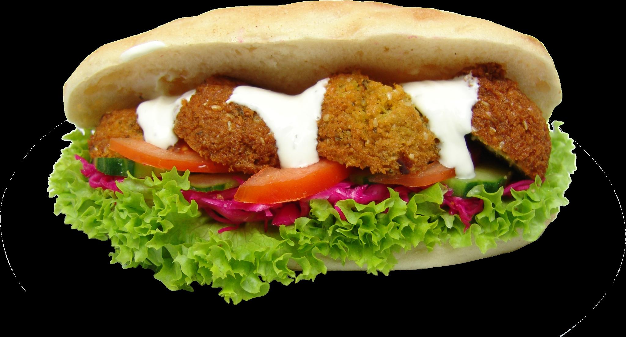 Falafel PNG images free download.