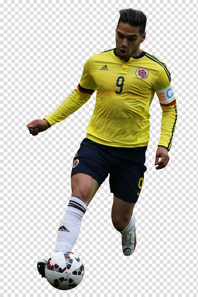Radamel Falcao Colombia national football team AS Monaco FC.