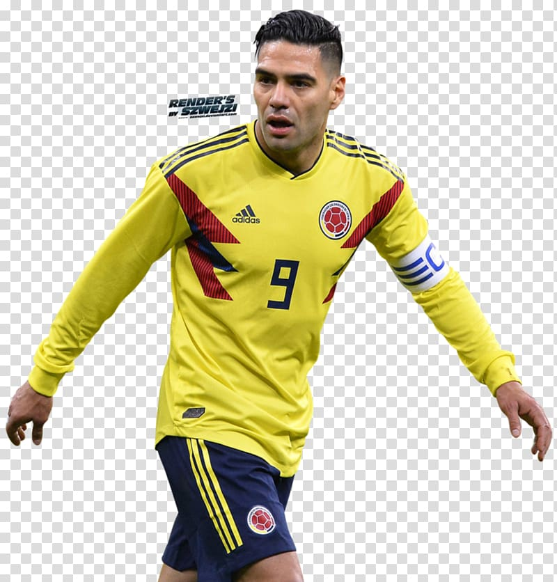 Radamel Falcao 2018 World Cup Colombia national football team.