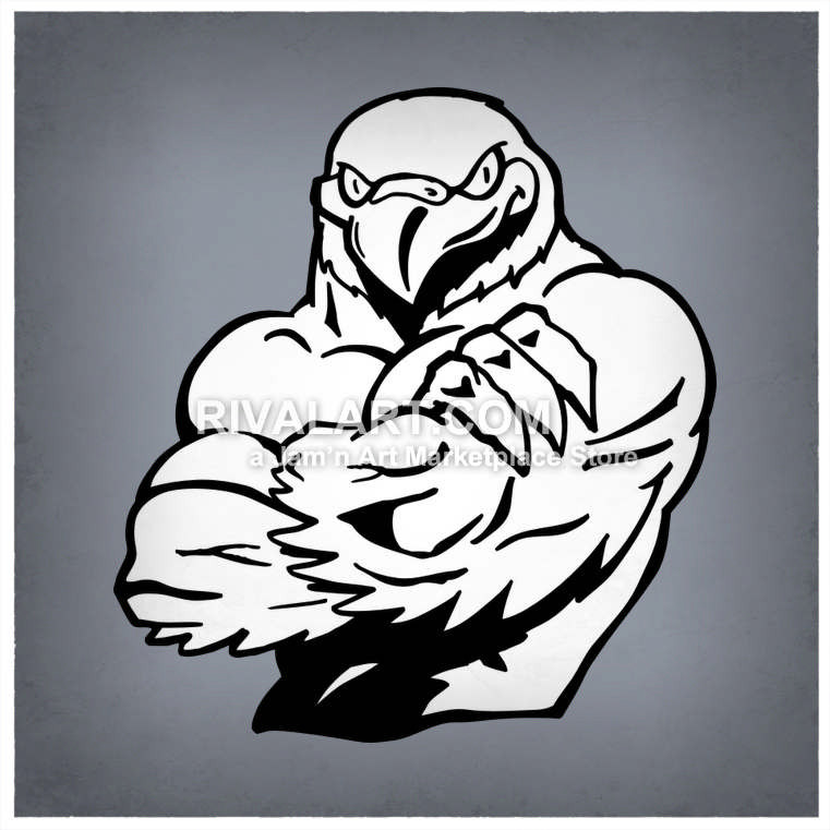 Falcon Clipart on Rivalart.com.