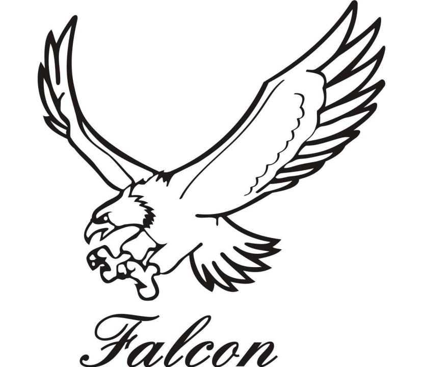 Falcon Clipart.