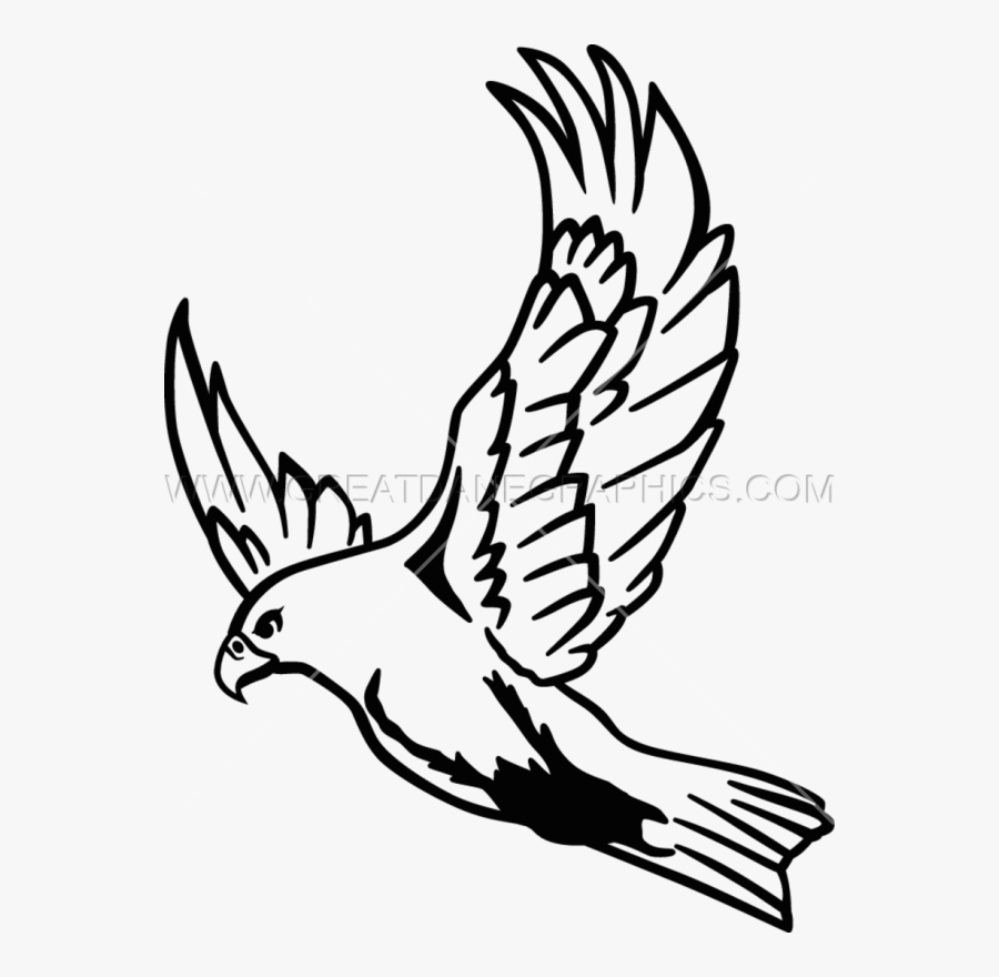 Falcon Clipart Wings , Free Transparent Clipart.