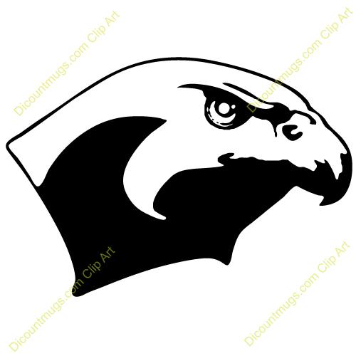 Falcon head clipart 4 » Clipart Portal.