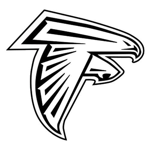 Falcons Logo Clip Art Clipground