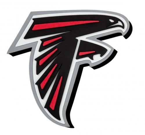 Atl Falcons Logo Clipart.