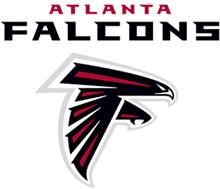 Atlanta Falcons Logo Free Clipart.