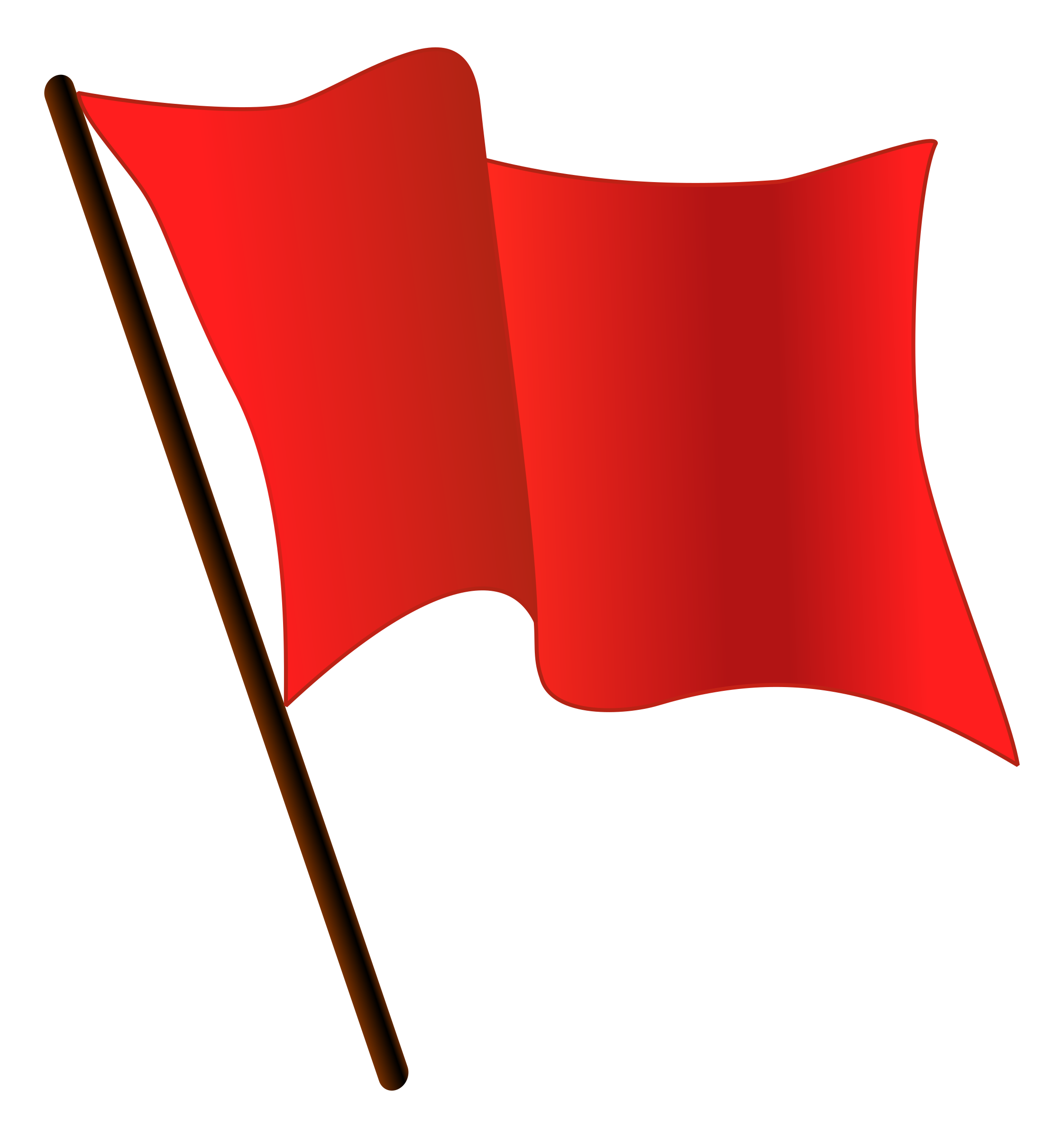Flag clipart 3 » Clipart Station.