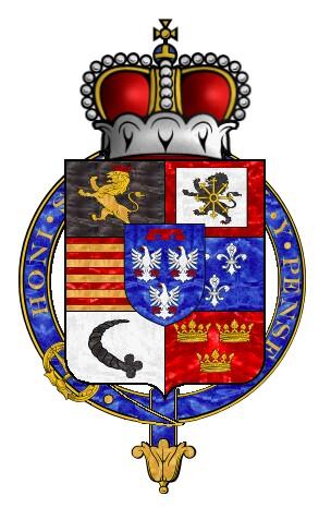 European Heraldry :: House of Leiningen.