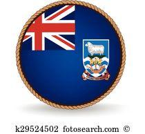Falkland islands Clip Art Royalty Free. 256 falkland islands.