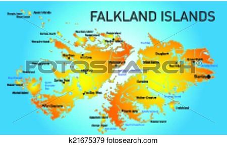 Falkland clipart.