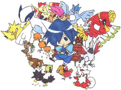 DeviantArt: More Like Pokemon HG.