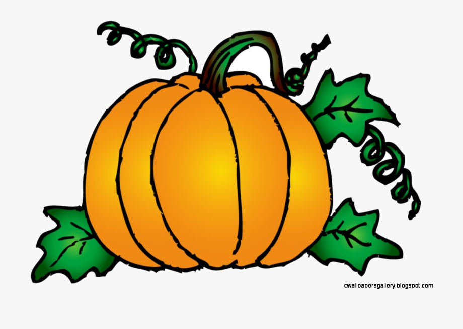 Pumpkin Clipart Fall On Happy Halloween Scarecrows.