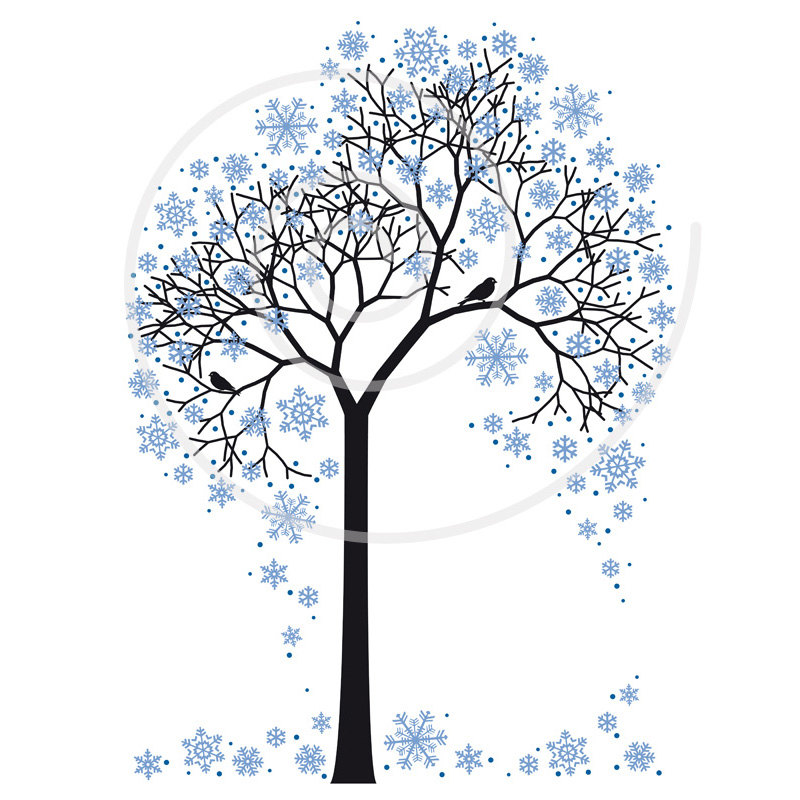 Fall To Winter Clipart.