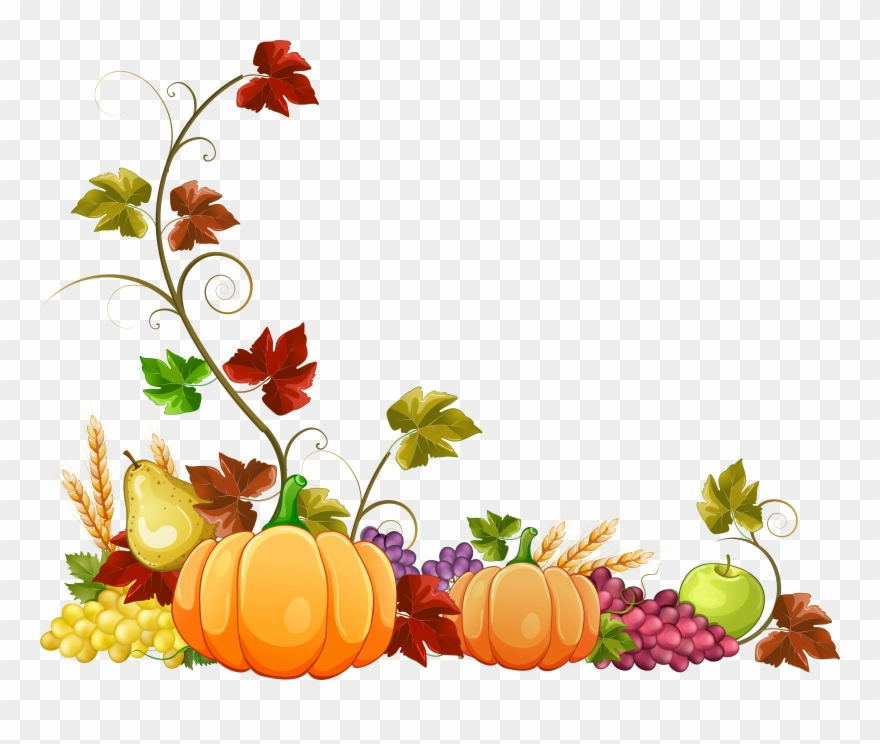 Free Fall Autumn Clip Art.