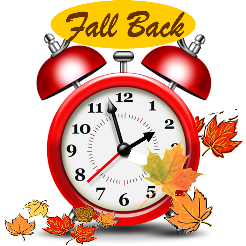 Clipart for daylight savings time fall back clipart images gallery.