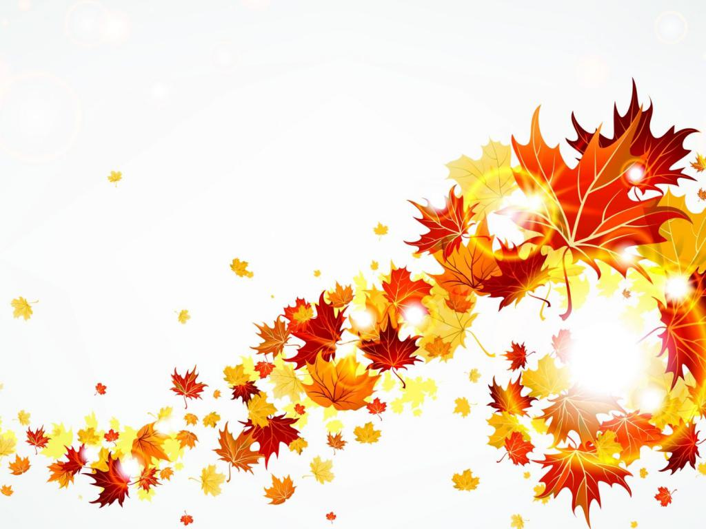 Free ClipArt Download with Autumn Leave Images.