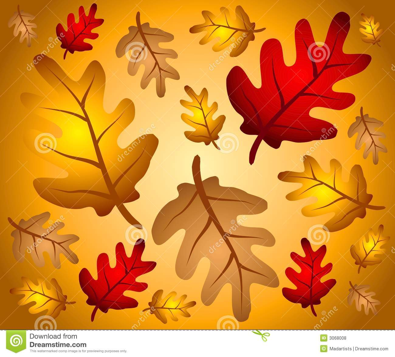 Free Fall Backgrounds Clipart.