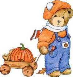 Free Thanksgiving Bear Cliparts, Download Free Clip Art, Free Clip.