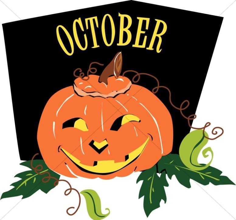 Fall Leaves Calendar.