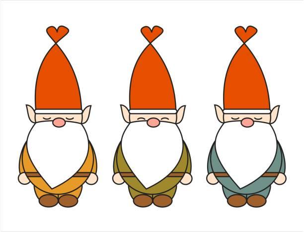 Best Garden Gnome Illustrations, Royalty.