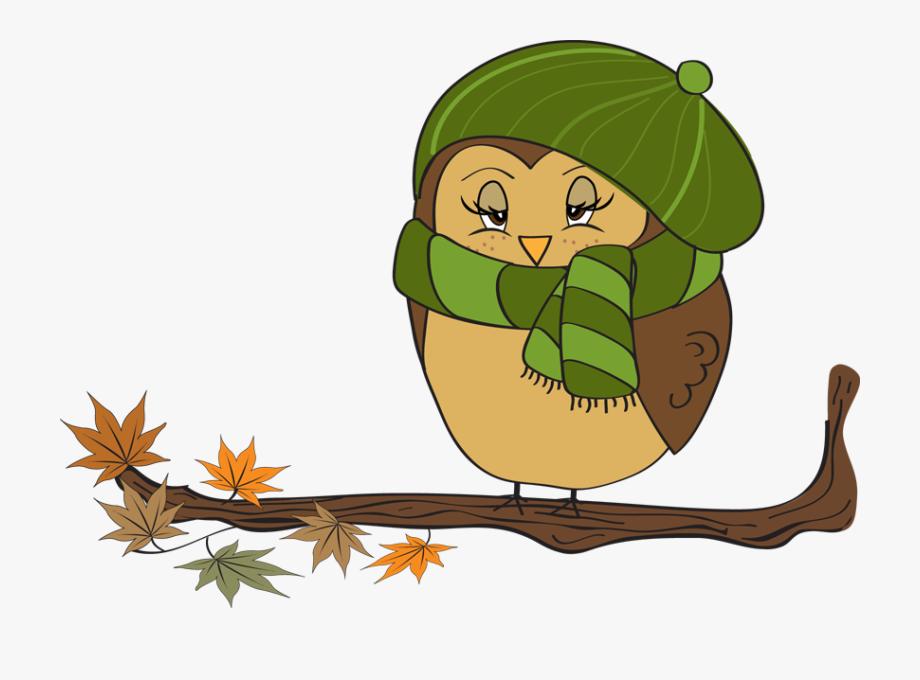 Autumn Owl Clipart Amp Autumn Owl Clip Art Images.