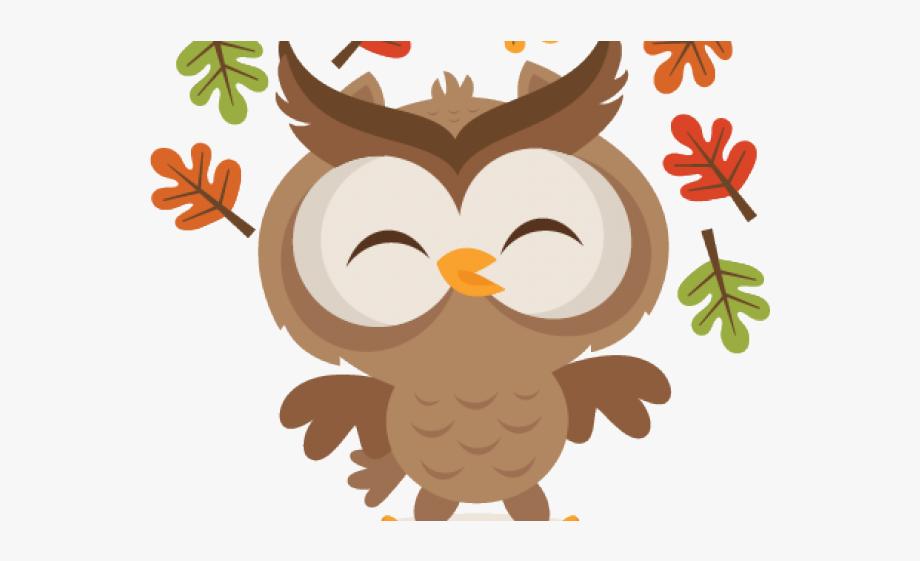 Autumn Clipart Owl.